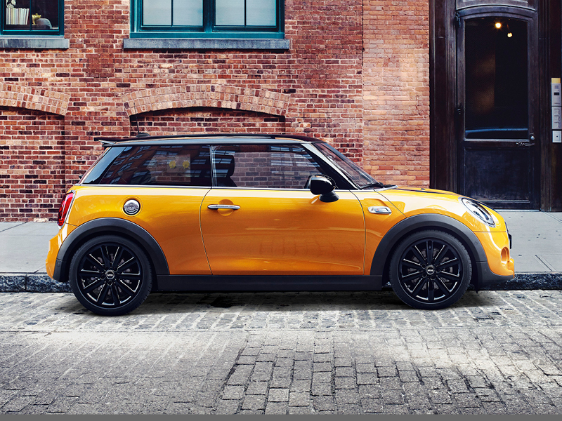 Win a Mini Cooper S for the weekend