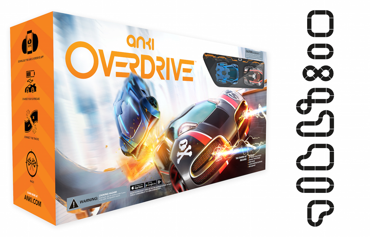 Win an Anki overdrive starter kit