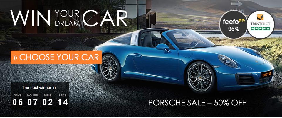 BOTB – Porsche 50% off – Week 46