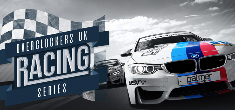 Win a Palmersport day with Overclockers