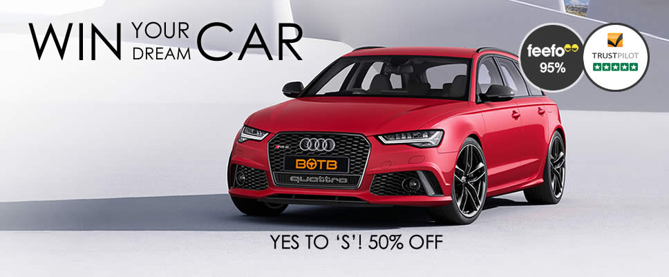 BOTB 50% Discount - Yes to S