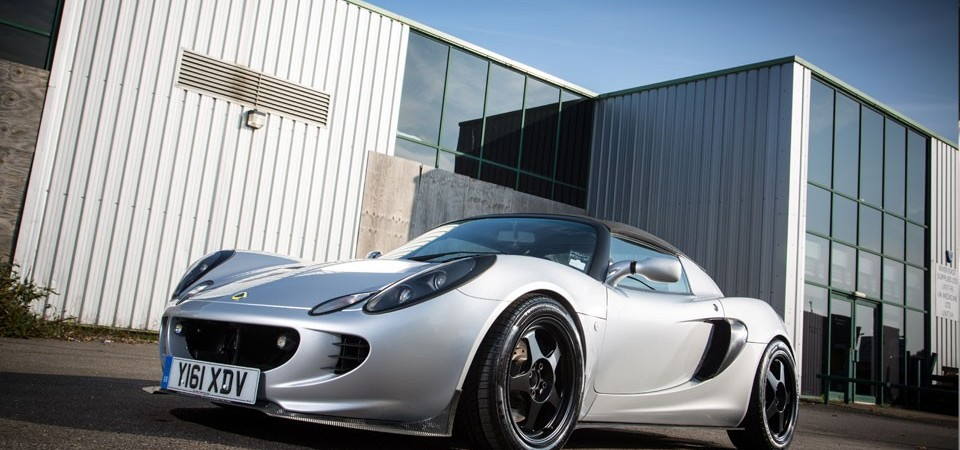 Win a Lotus Elise with Quest TV