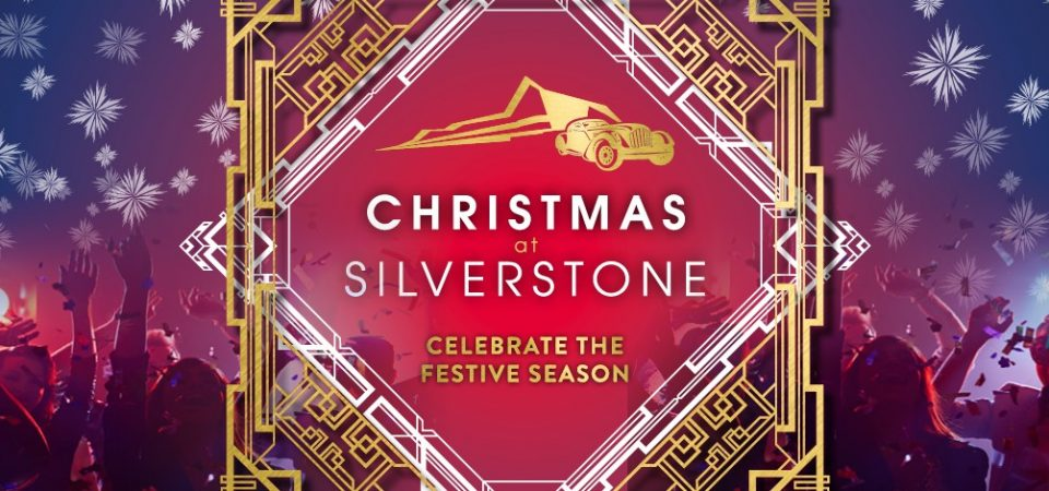 Win a pair of tickets to a Silverstone christmas party!