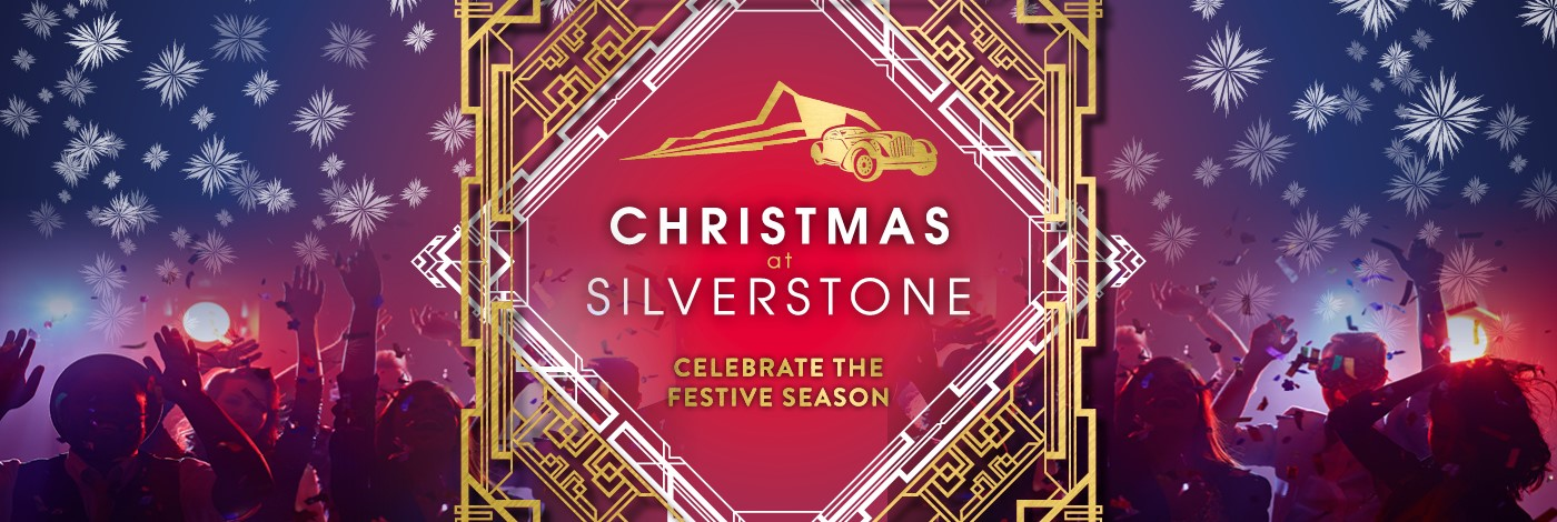 Win tickets to the Silverstone Christmas party
