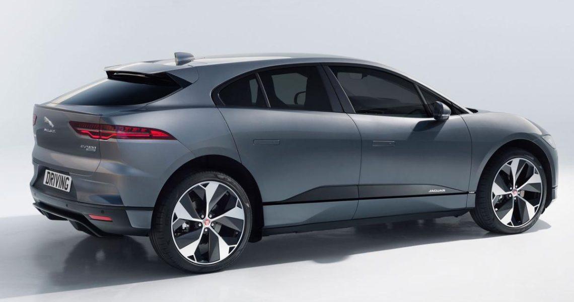 Win a Jaguar i-pace