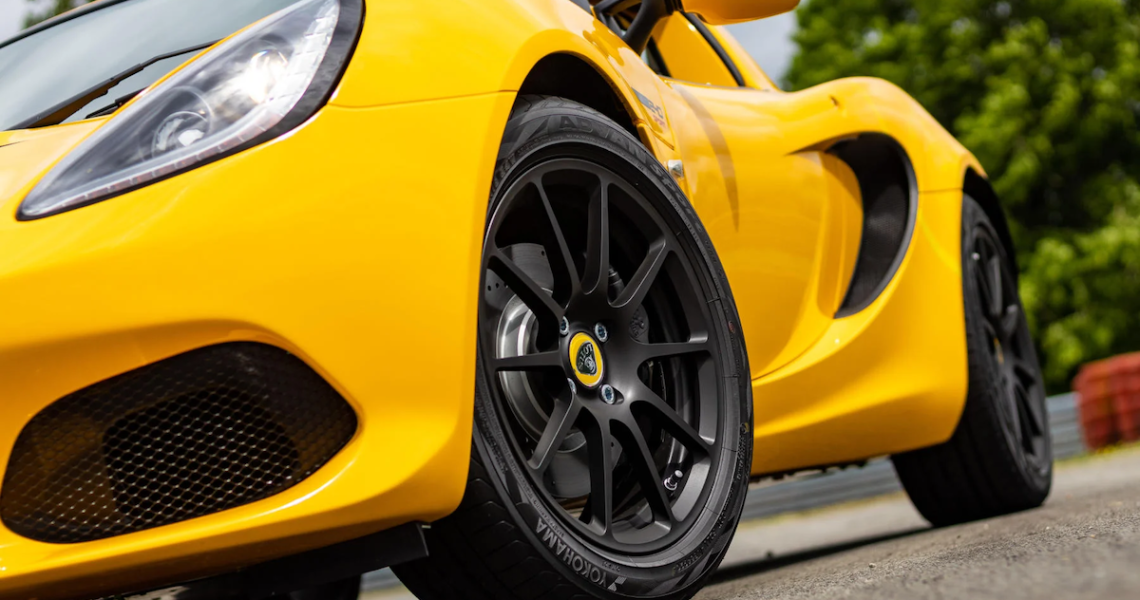 Win a Lotus Elise Final Edition